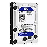 【Amazon.co.jp限定】WD HDD 内蔵ハードディスク 3.5インチ 4TB WD Blue WD40EZRZ/AFP2 SATA6Gb/s 5400rpm 2年6ヶ月保証 (FFP)