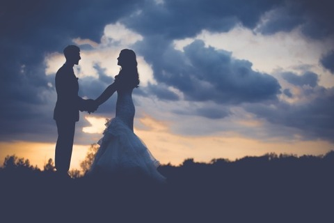 love-sunset-wedding