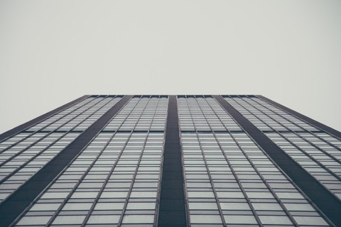 low-angle-view-of-skyscraper