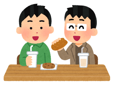 cafe_conbini_counter_eat-in_man