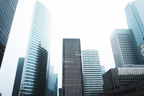 office-buildings-city-tower-glass-facade