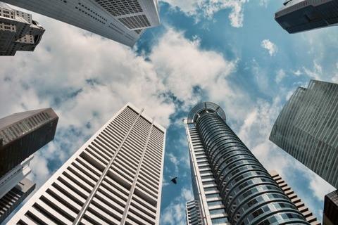 architecture-skyscraper-cbd-singapore
